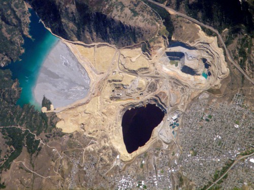 NASA Berkeley Pit