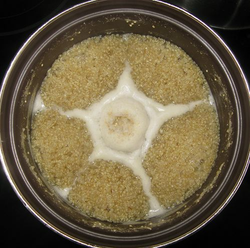 quinoa convection